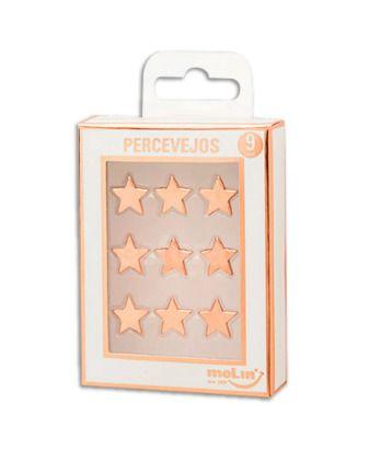 Percevejos de Borboleta e Estrela Molin