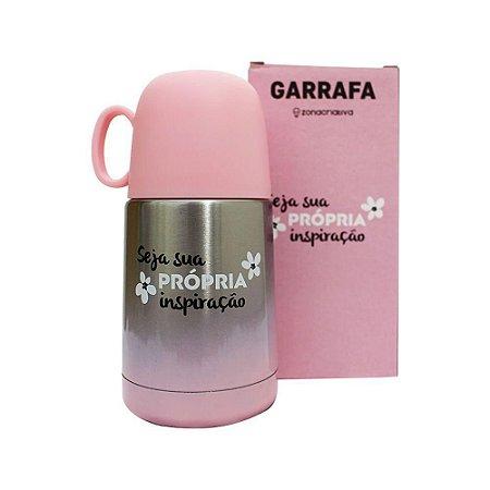Mini Garrafa - Seja sua propria inspiração
