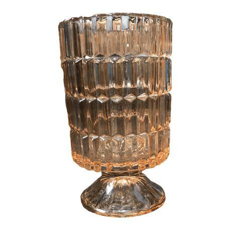 Vaso Geometric Ambar