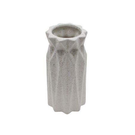 Vaso Decorativo - Areia Marfim - Tamanho M