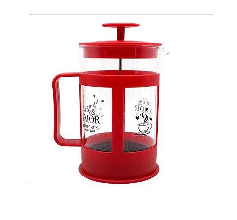 Cafeteira Francesa 600ML - Café Amor