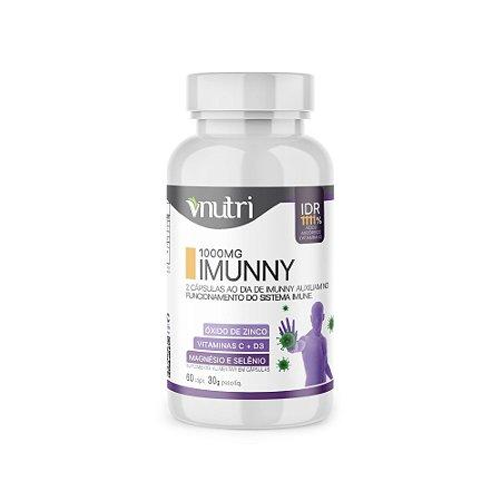 IMUNNY - Potencialize a sua imunidade - 60 caps