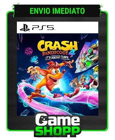 Crash Bandicoot 4: It's About Time - Ps5 - Edição Padrão - Primária