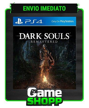 Dark Souls: Remastered  - Ps4 - Edição Padrão - Primária