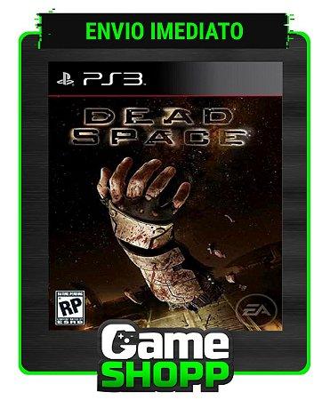 Dead Space - Ps3 - Midia Digital