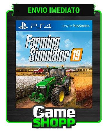 Farming Simulator 19  - Ps4 - Edição Padrão - Primária