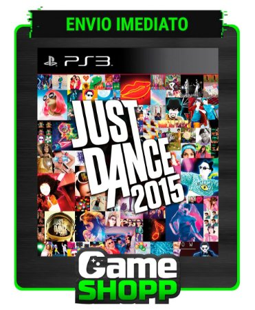 Just Dance 2015 - Ps3 - Midia Digital