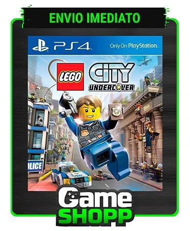 Lego City Undercover  - Ps4 - Edição Padrão - Primária