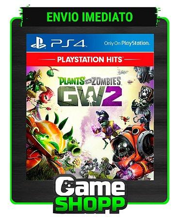 Plants vs Zombies: Garden Warfare 2  - Ps4 - Edição Padrão - Primária