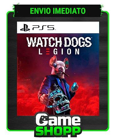 Watch Dogs: Legion - Ps5 - Edição Padrão - Primária