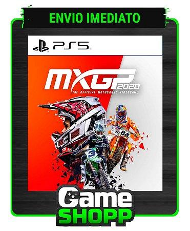 MXGP 2020 - The Official Motocross Videogame  - Ps5 - Edição Padrão - Primária