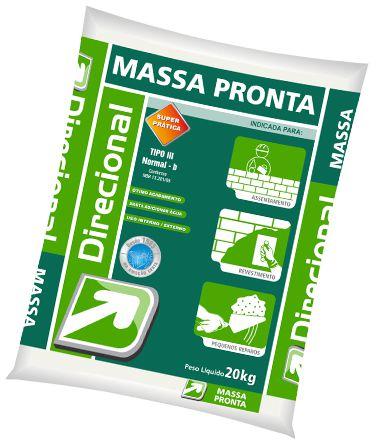 MASSA PRONTA 20KG