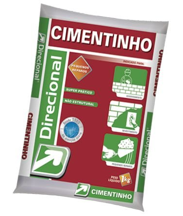 CIMENTINHO 1KG