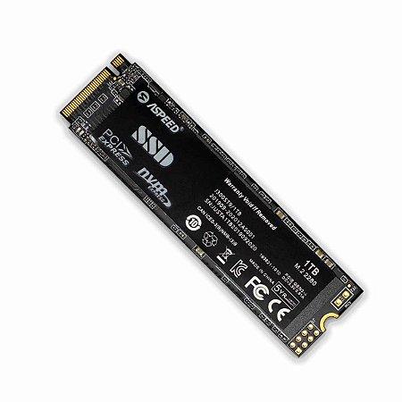 SSD J300 1TB M.2 2280 Nvme Pcie 3.0