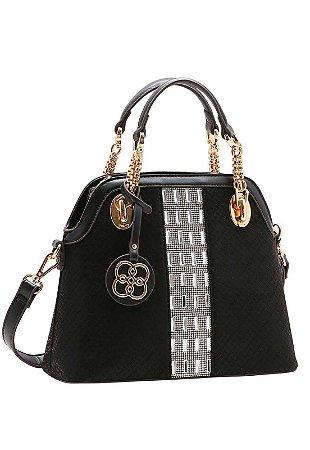 Bolsa Chenson Shine Glamour Mão 3483535
