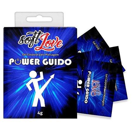Prolongador De Ereção Power Guido Soft Love