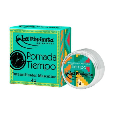 Pomada Tiempo Dessensibilizante Ice Creme de Massagem 4g La Pimienta