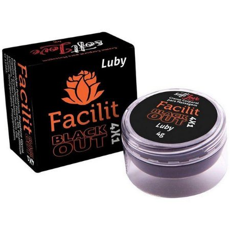 Anestésico Facilit Luby 4g Soft Love