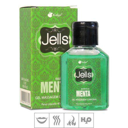 Gel Comestível Jells Hot 30ml - Menta