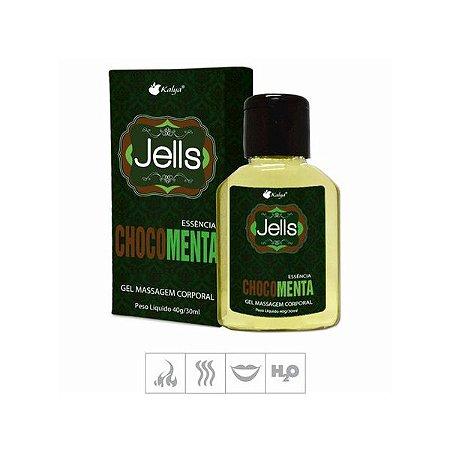 Gel Comestível Jells Hot 30ml - ChocoMenta