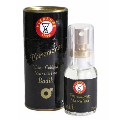 Perfume Masculino Pheromonas Badih Deo Colônia 20ml