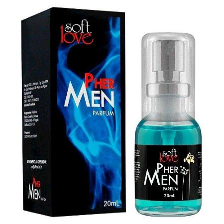 Perfume Unisses Phermen 20ml