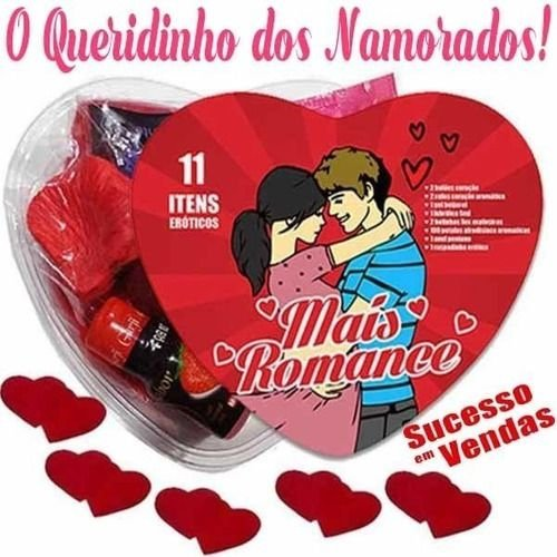 Super Kit + Romance 11X1  Jeito Sexy