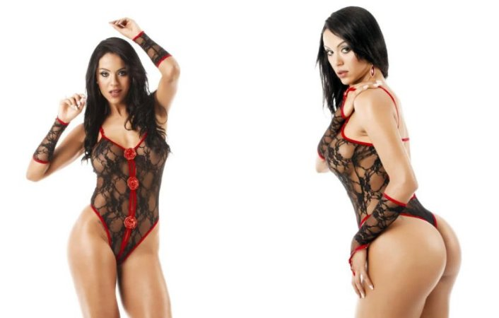 Body Sensual Espanhola Pimenta Sexy