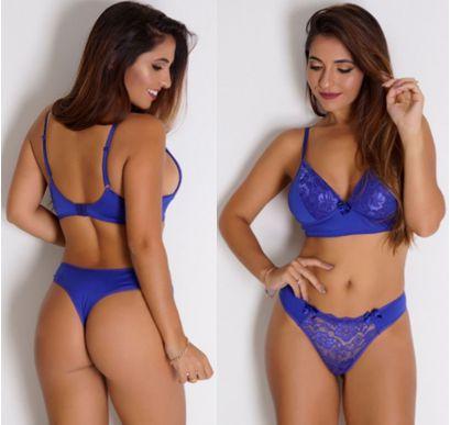 Conjunto Sensual Amanda De Prazer