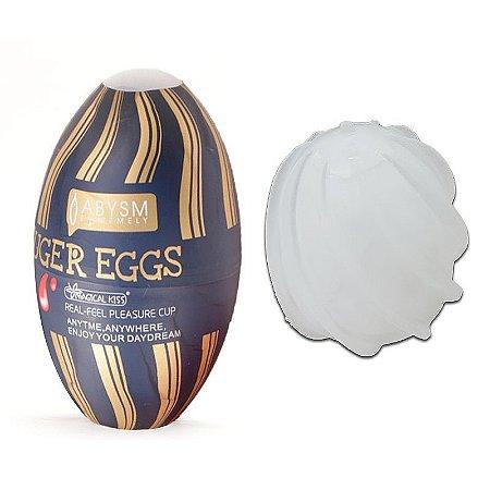 Egg Masturbador - Suger Eggs - Magical Kiss Abysm