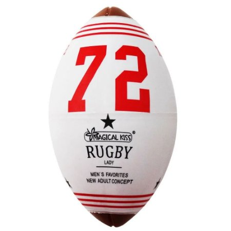 Masturbador Masculino Egg Rugby Magical Kiss  Cor lady