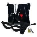 Almofada Underwear Porta Segredos Dominatrixxx