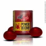 Power Boom! Triball Soft Ball Funcional Comestivel 3Un 12G Soft Love