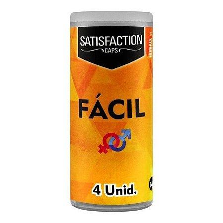 Bolinha Funcional Satisfaction Fácil Com 4 Unid. Ies