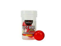 Bolinha Hot Ball Plus Esquenta e Esfria C/2 Un Hot Flowers
