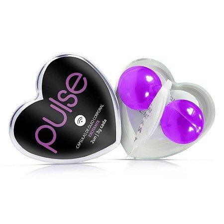 Bolinha Funcional Pulse Excitante 2 Unid Sexy Fantasy