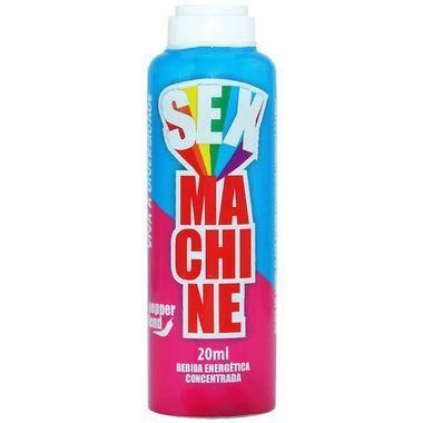 Energético Sex Machine 20ml Pepper Blend