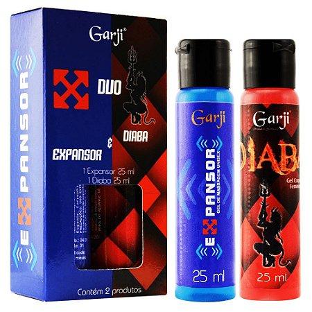 Gel Funcional Duo Expansor E Diaba Garji