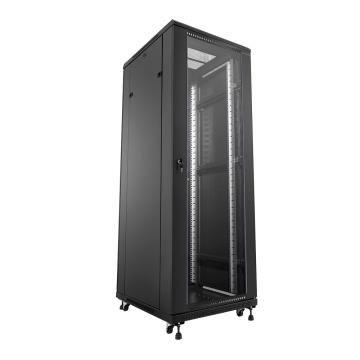 "RACK DESMONTAVEL 19"" X 28U 600X600 MM PT - 2002860600 - IP METAL"