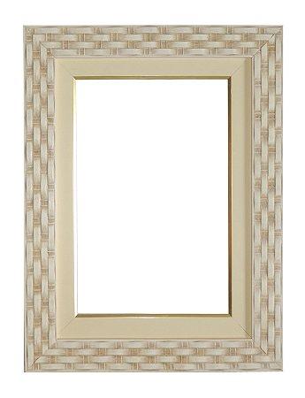 Moldura para Telas de Pintura 0083 Bege
