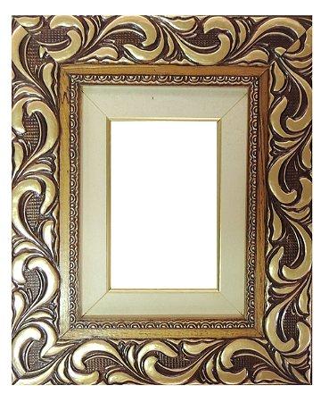 Moldura para Telas de Pintura 0358 Dourada