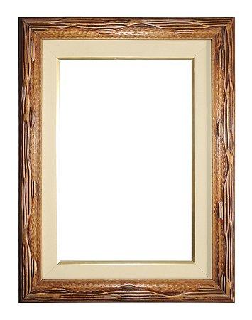 Moldura para Telas de Pintura 0171 Dourada