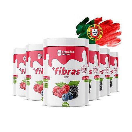 Combo 6 unidades + Fibras Detox (Portugal)