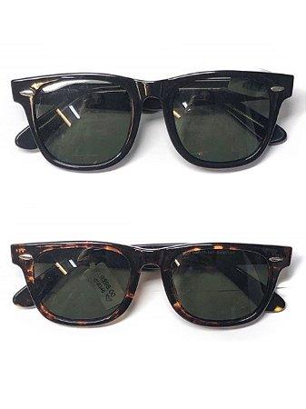 Óculos meia taça