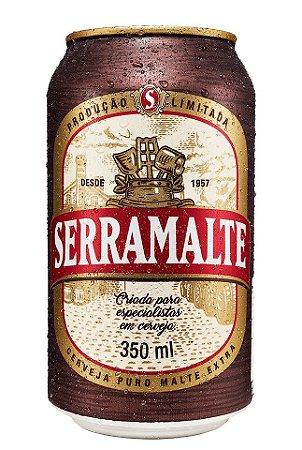 CERV.L.SERRAMALTE 350ML