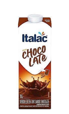 BEB.LACTEA UHT CHOCO C/ TAMPA 1L ITALAC