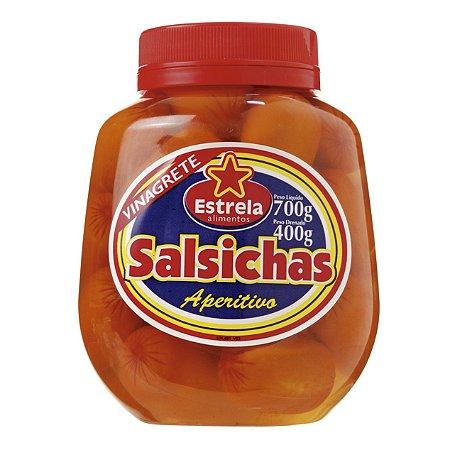 SALSICHA A VINAGRETE 400G