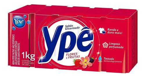 SABAO PED.YPE FLOR.FRUTAS C.5