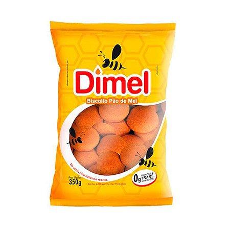 BISC DIMEL PAO DE MEL 350G