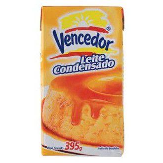 LEITE COND.VENCEDOR 395G TP.